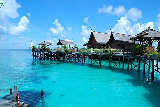 kapalai-resort