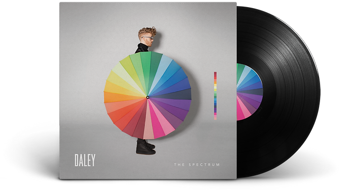 'The Spectrum' Limited Edition Vinyl