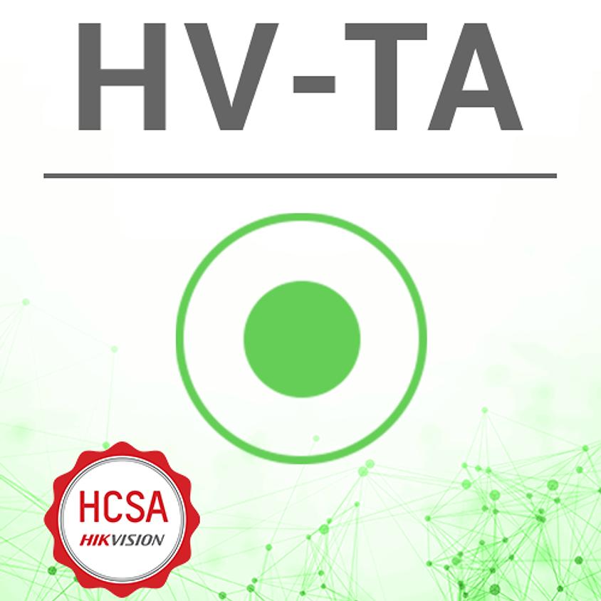 HV-TA Hikvision HCSA videó alapszint