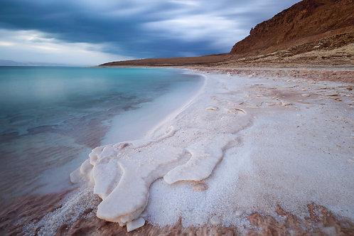 l'Ondine Dead Sea and Epsom Bath Salts - 464 ml bag