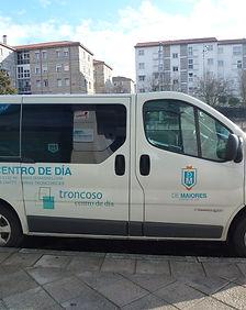 Transporte centro de día DeMaiores