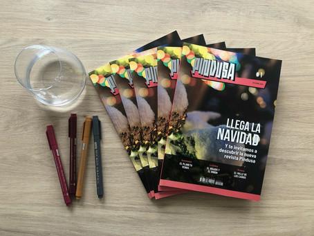 Nace Pindusa, una publicación creada por usuarios de la Unidad Residencial Troncoso