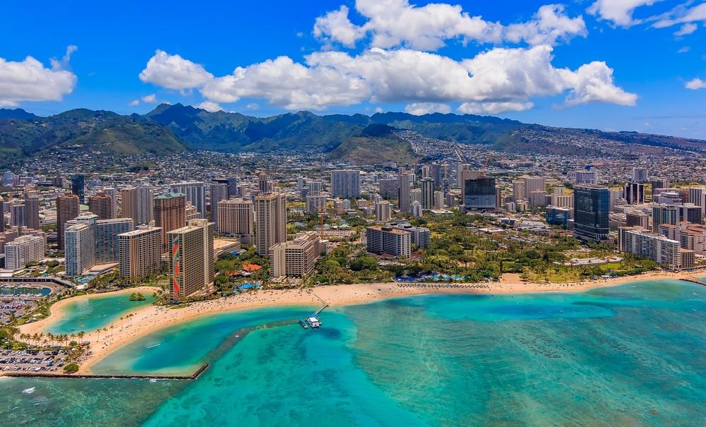 capital de la ciudad de Honolulu, tour en español