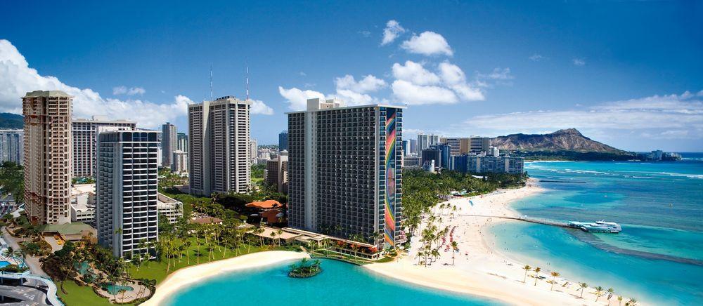 Waikiki en el Hilton Hawaiian Village Waikiki Beach Resort