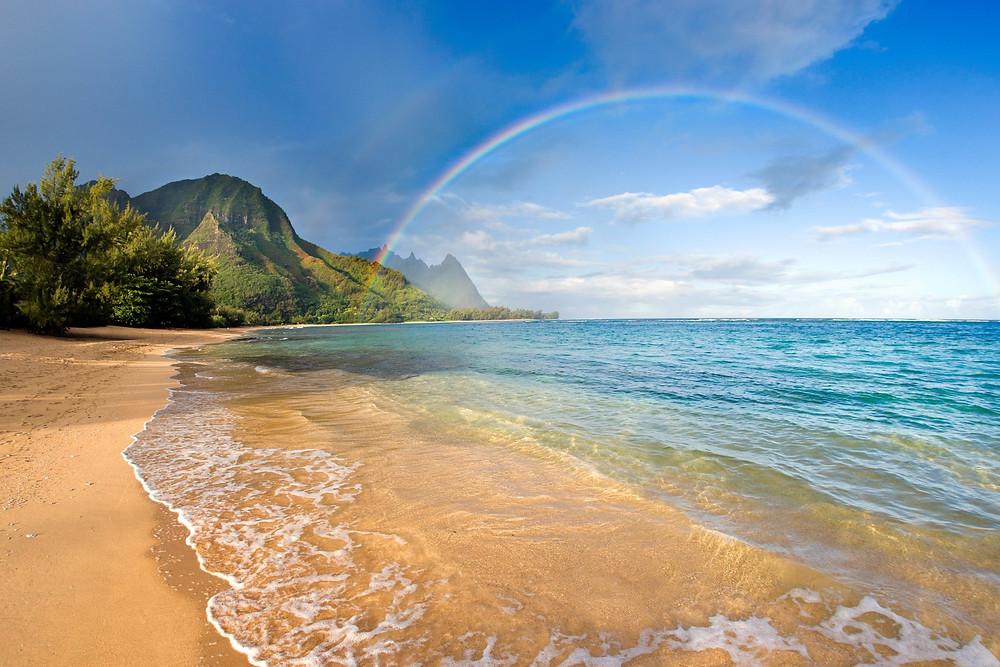 El clima en Hawaii