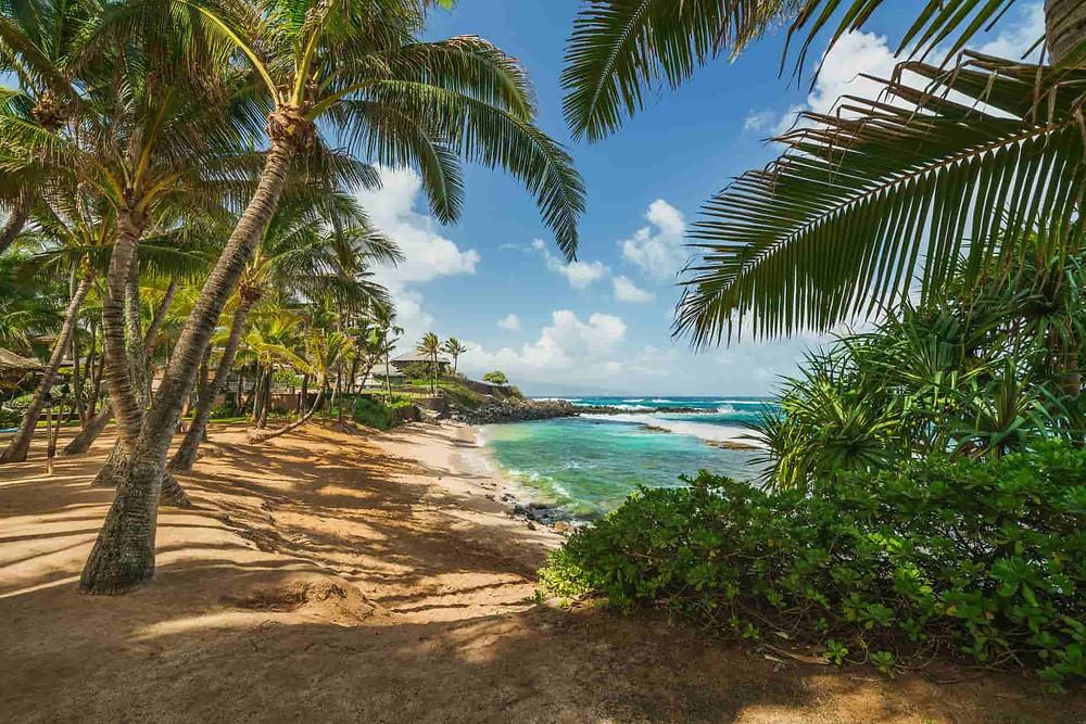 el clima en Hawai