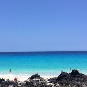 Isla Grande la playa de Carlsmith Beach Park