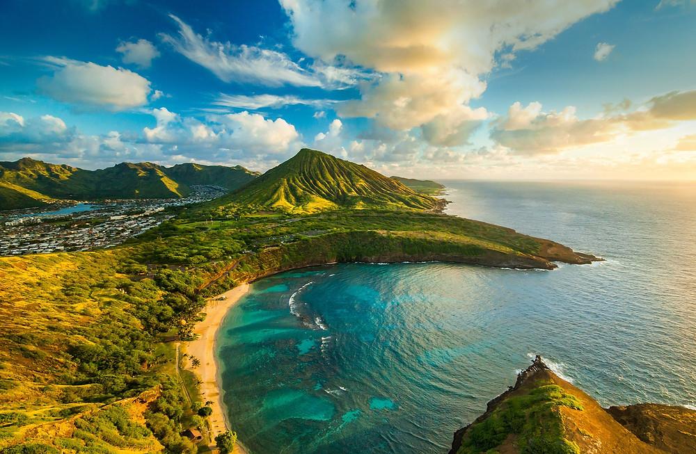 ISLA HAWAII VIAJE