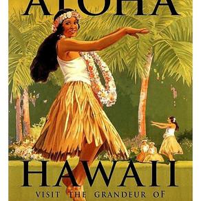 Hula en las islas hawaianas