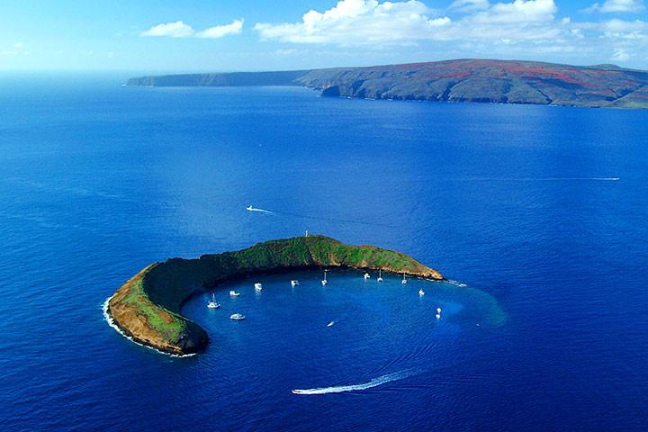 geográfia de Hawaii