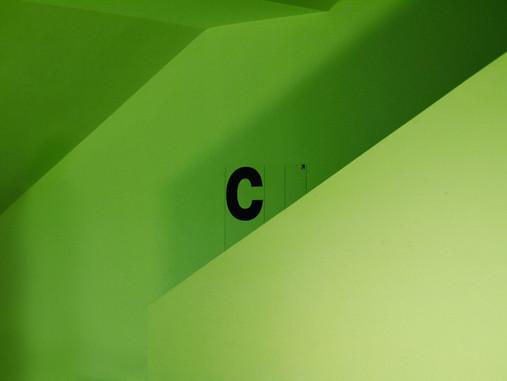 C for CHANGE