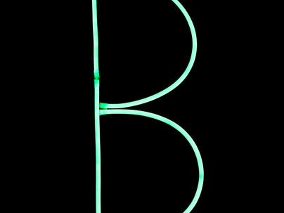 B for BREAKDOWN