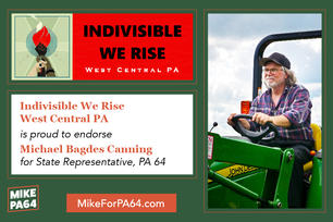 Indivisible We Rise Endorsement