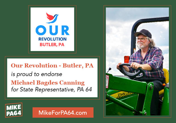 Our Rev Butler Endorsement