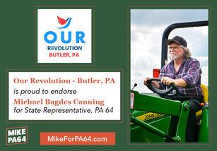 Our Rev Butler Endorsement