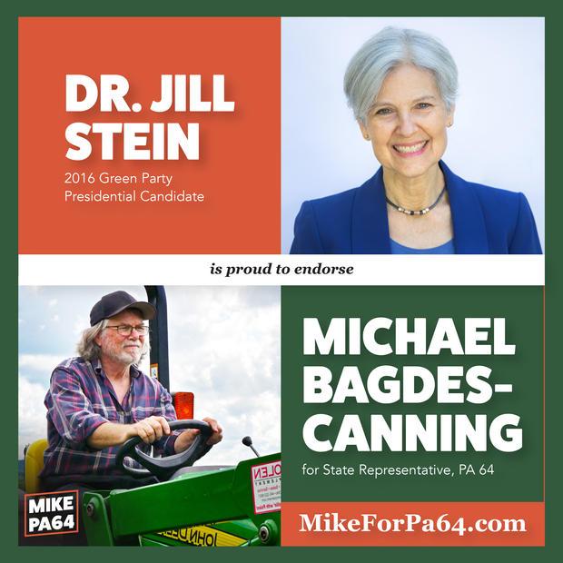 Dr. Jill Stein Endoresment