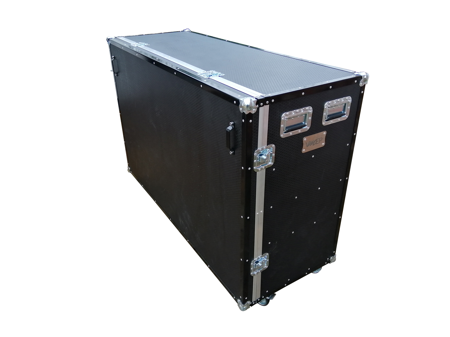 Musician tour flight case storage