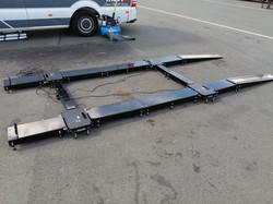 STR set up floor flat patch