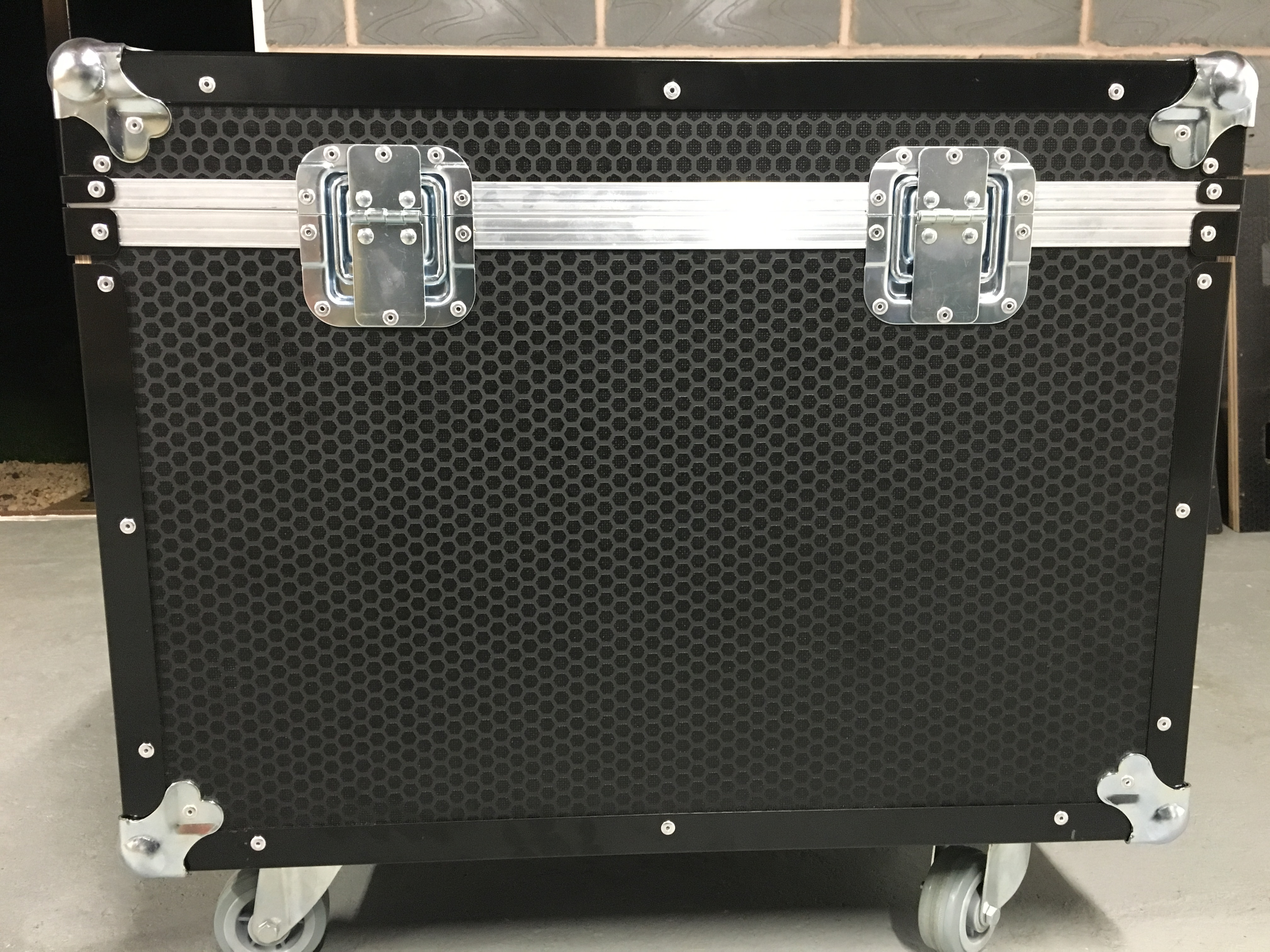Flight carry case