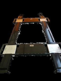 Adjustable set up floor