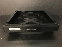 Aluminium scale pad levellers
