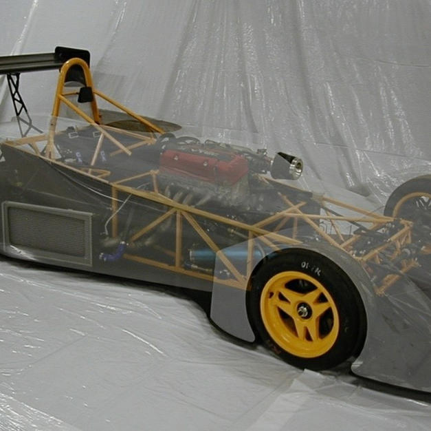 phantom racing cars