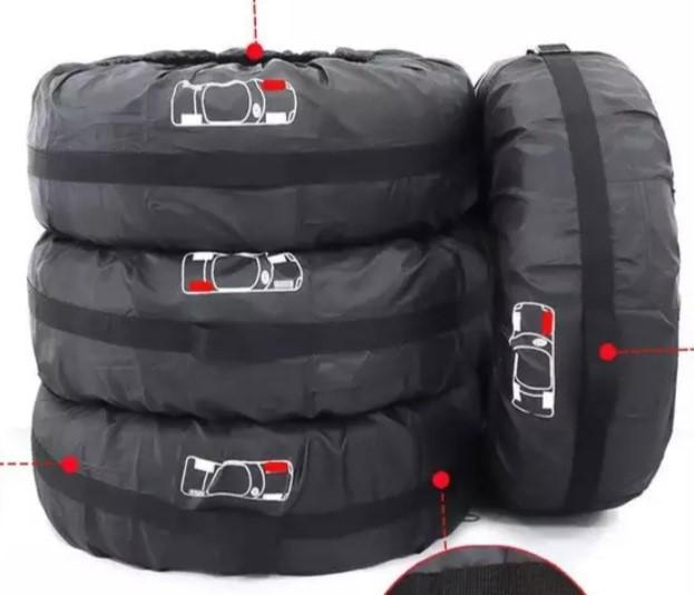 Tyre blanket covers