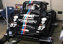 Legend Race Car Set Up Floor