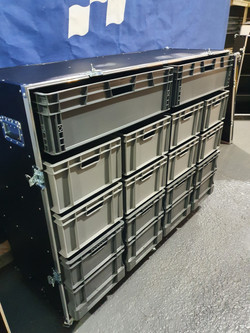 Race truck flight case