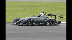 Clubmans race car