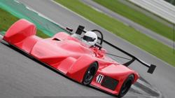 Phantom sports racing car