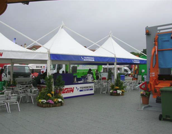Festival and marquee flooring