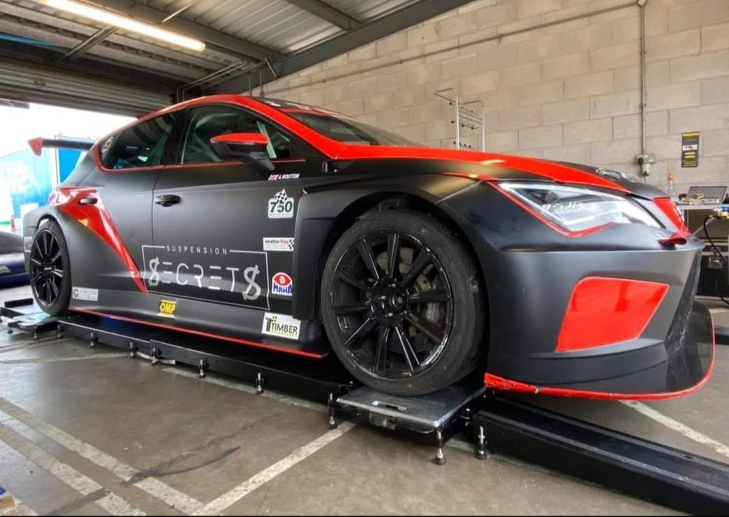 Seat TCR wheel alignment