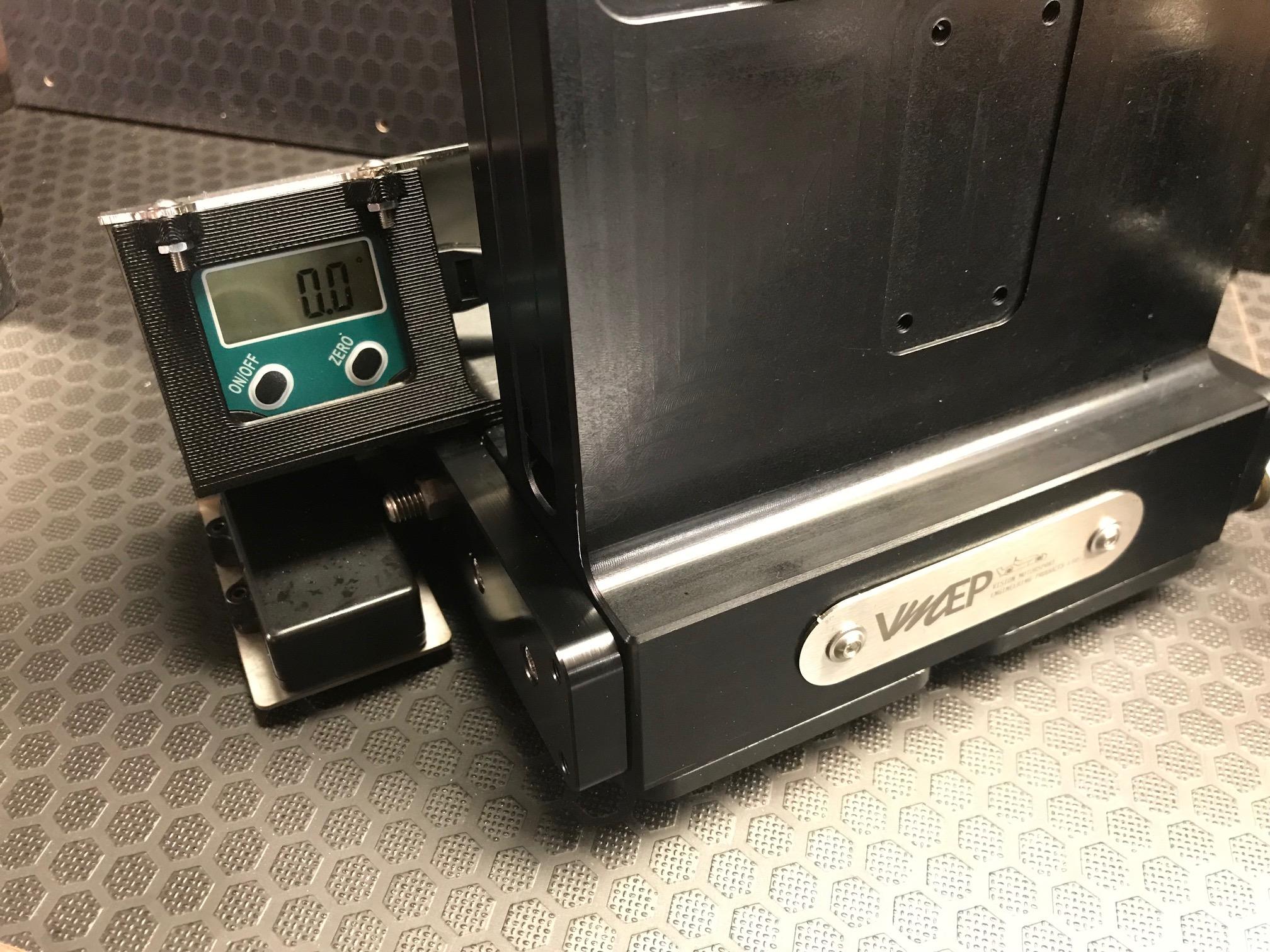 Digital laser tracking