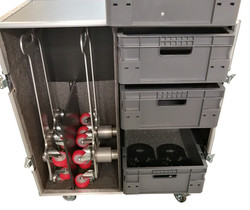 Air Jack Feet Kit