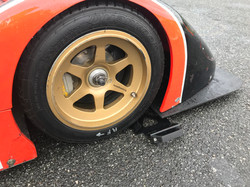 Wheel ramp