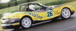 Dunlop European TVR Series