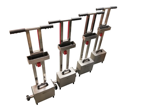 Jump Battery Trolley