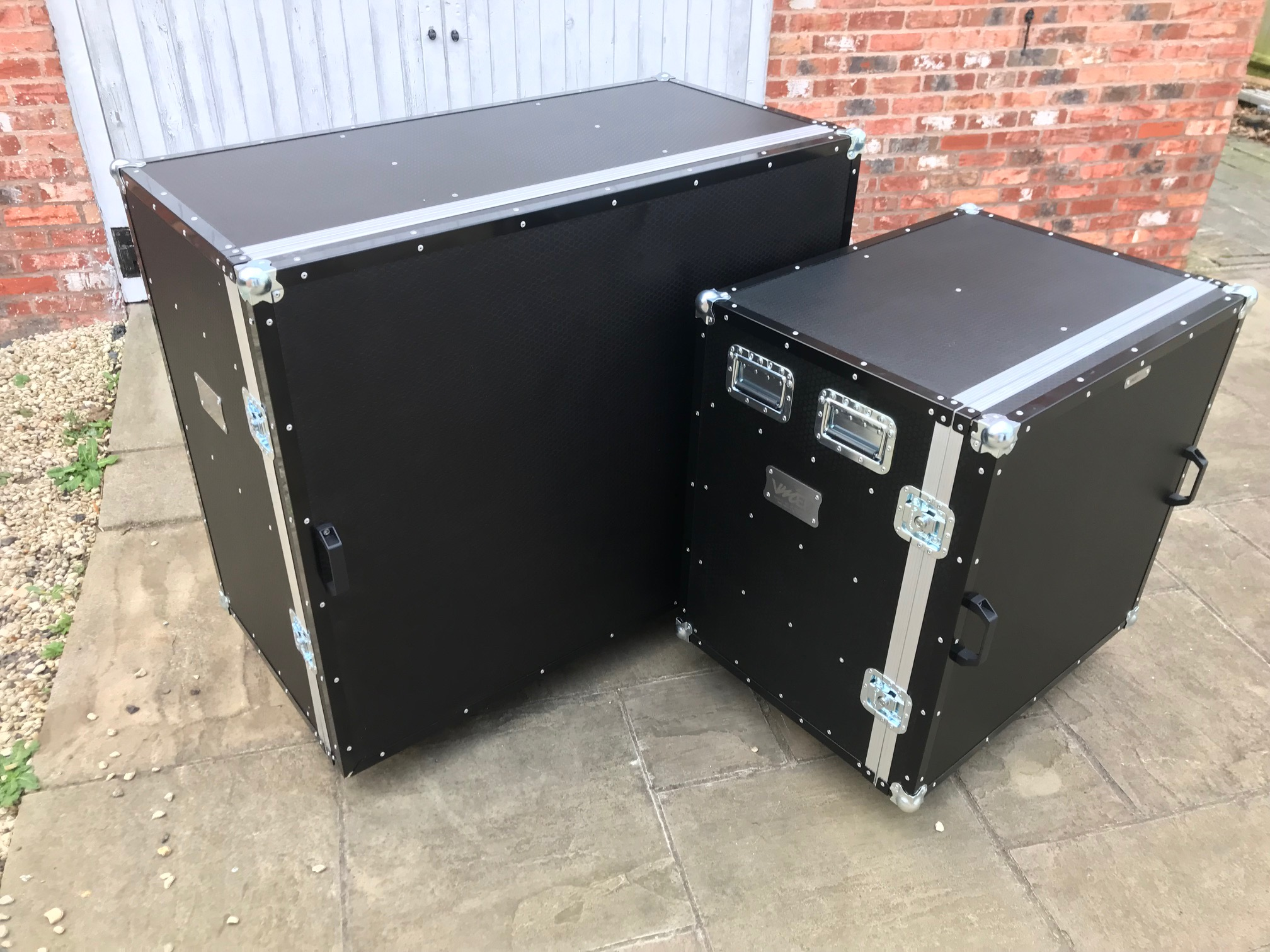 Custom made flight cases