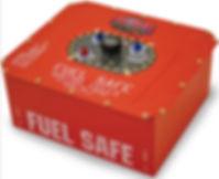 Fuel safe racing fuel tanks