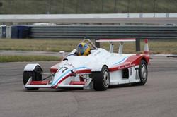 Dart racing car