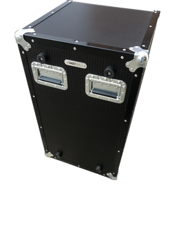 Scale pad leveller flight case