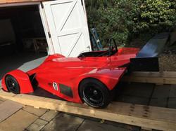 Sports Race Car
