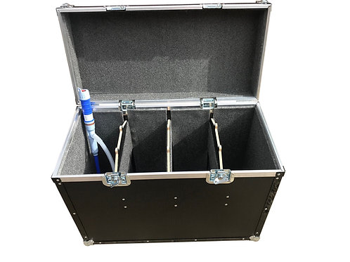 Jerry Can Fuel Transport Flight Case