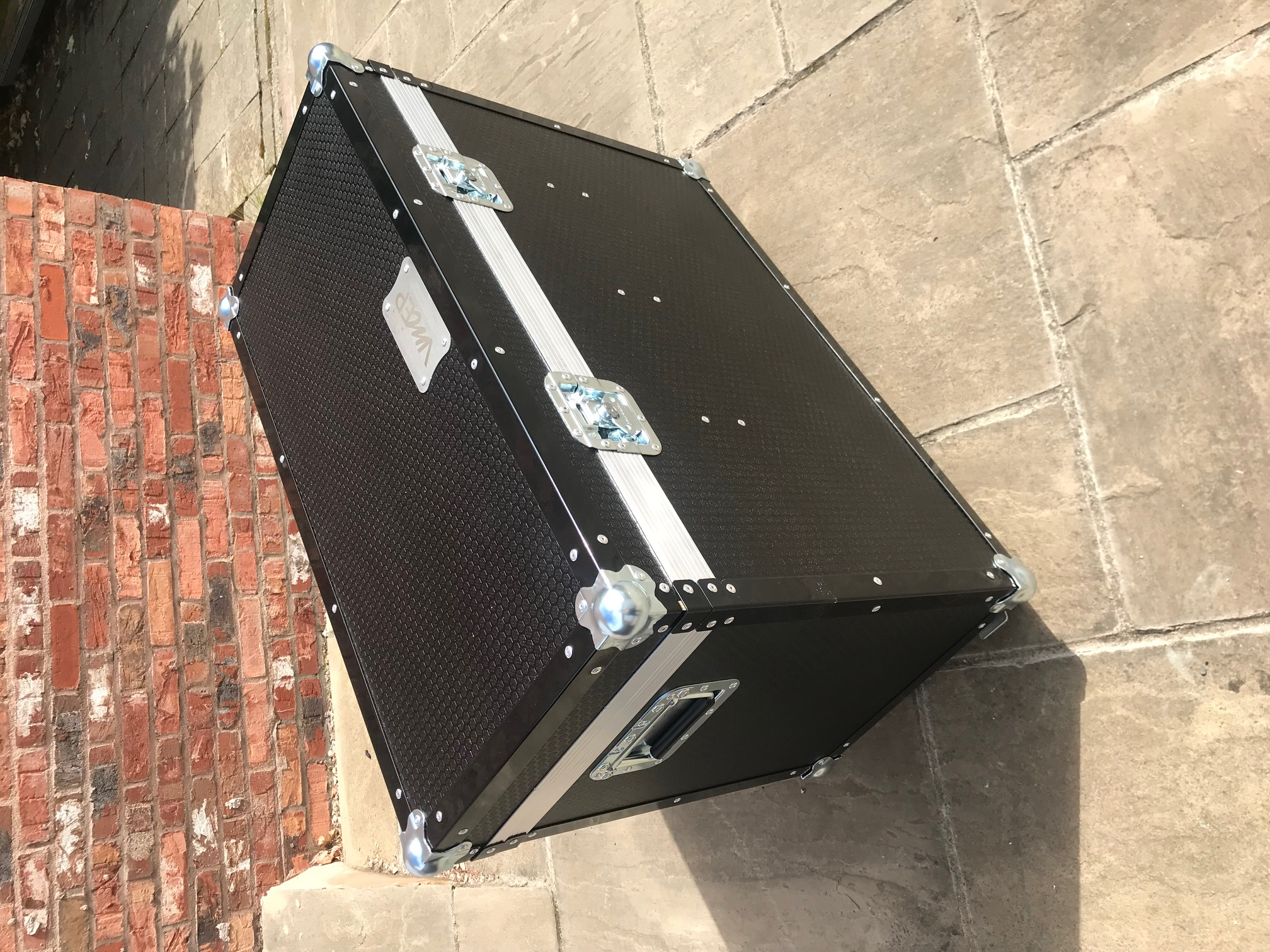 Jerry can flight case