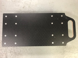 Race car dolly board