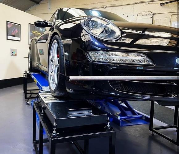 Porsche alignment tables