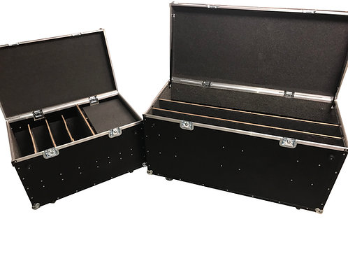 Set Up Floor Flight Case Kit
