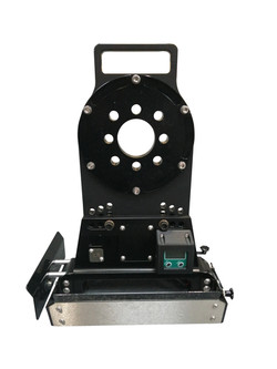 4 wheel laser tracking system