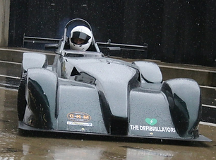 vision clubmans sports prototype race car